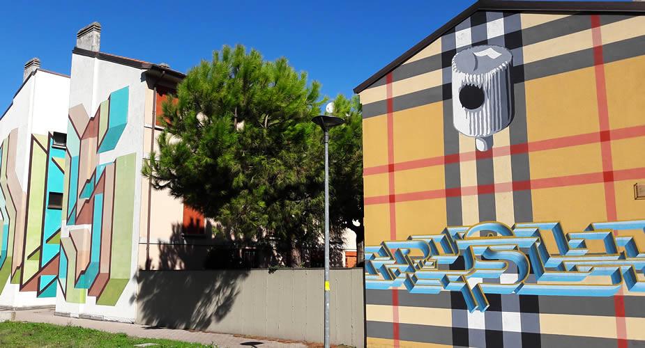 Bezienswaardigheden Bologna, street art Bologna | Mooistestedentrips.nl