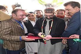 Mirwaiz Inaugurates Business Outlets in Srinagar