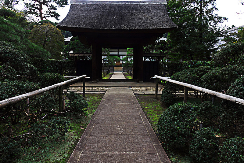 平林寺 参拝