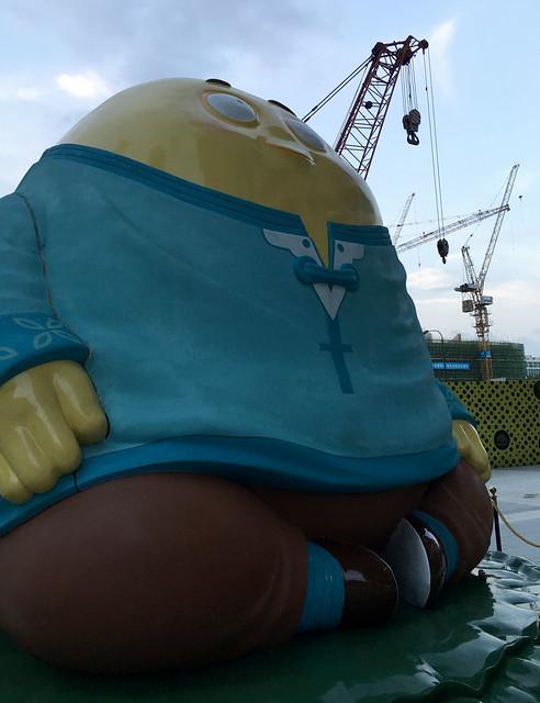 Eggman Monument