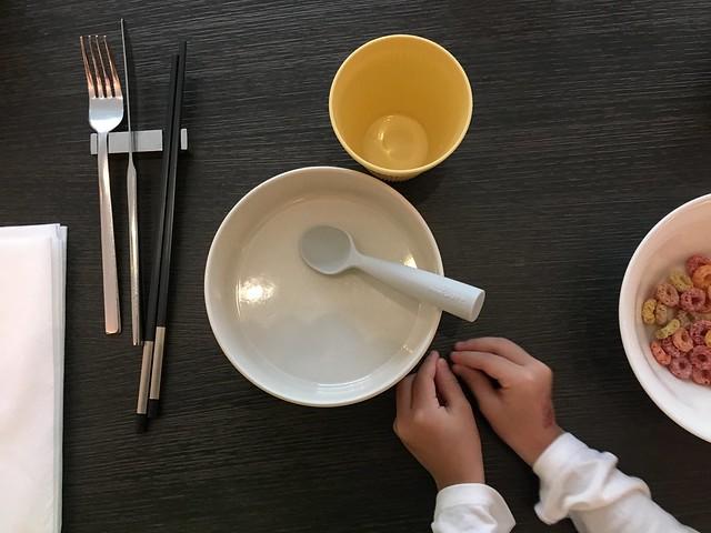 兒童餐具@宜蘭礁溪寒沐酒店