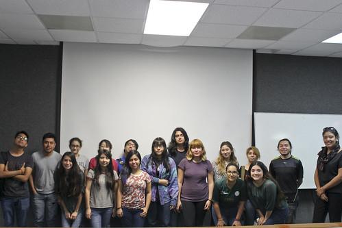 Alumnos de la FADU presentan proyectos finales.