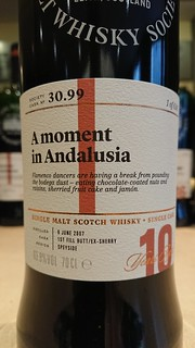 SMWS 30.99 - A moment in Andalusia