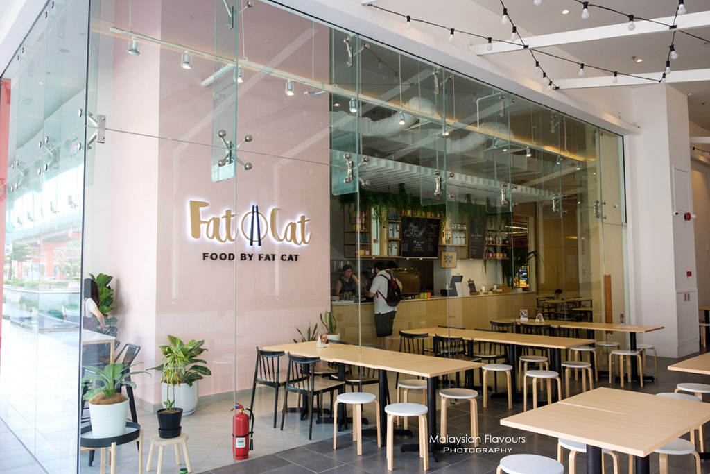Food by Fat Cat Cafe