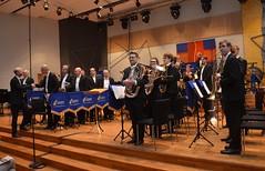 Uffes Blås Brass Band - Dirigent Andreas Kratz