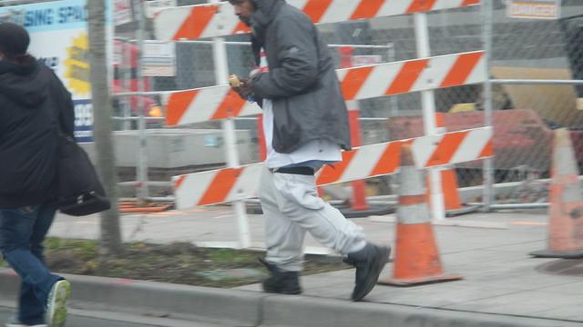 Seattle Black Man