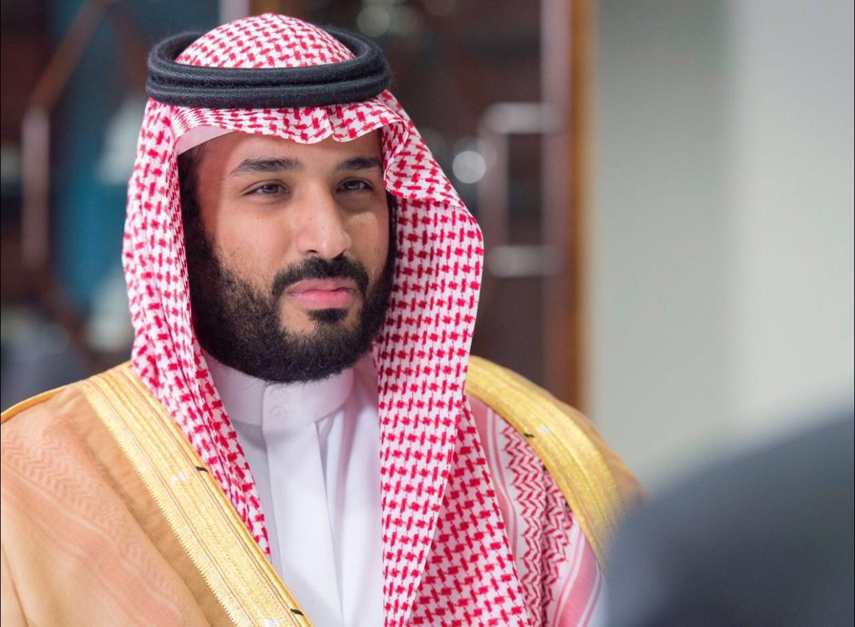 Image result for بن سلمان