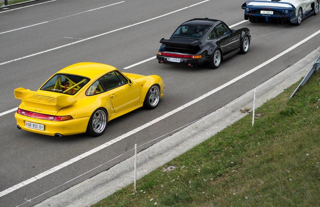 993 GT & RUF CTR