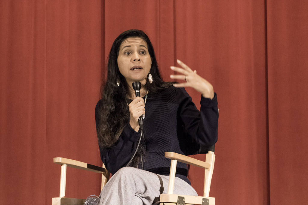 Daughter of Civil Rights Leader Speaks at Film Screening