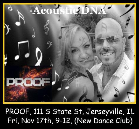 Acoustic DNA 11-17-17