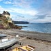 The beach at Cawsand, Cornwall