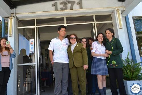 Último día de 4ºMedio en nuestro Colegio