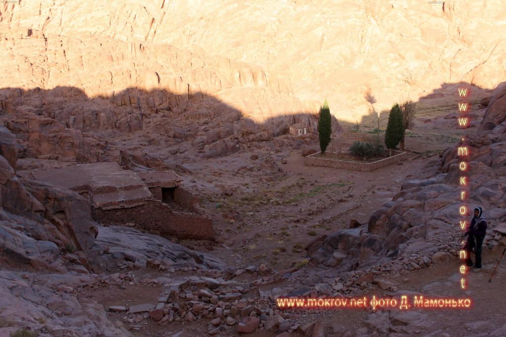 Синайские горы — Египт художественная фотография