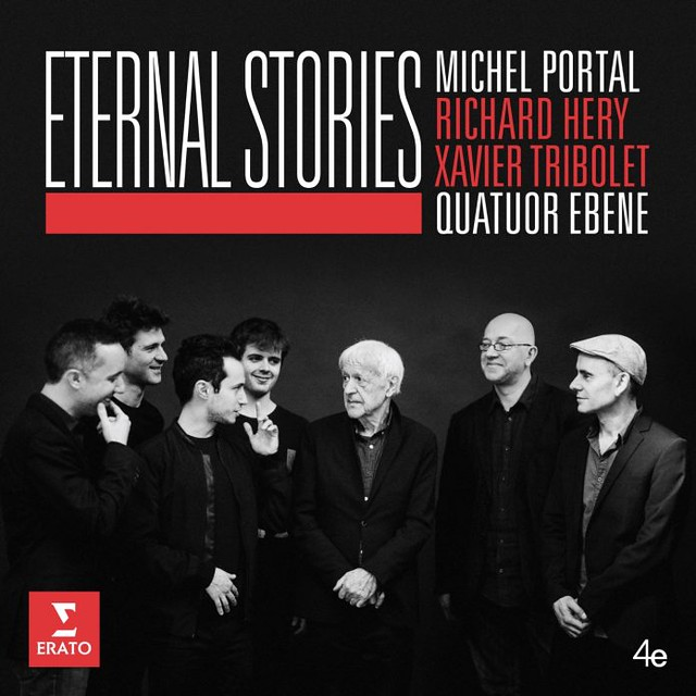 MICHEL-PORTAL-Eternal Stories