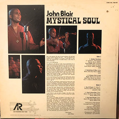 JOHN BLAIR:MYSTICAL SOUL(JACKET B)
