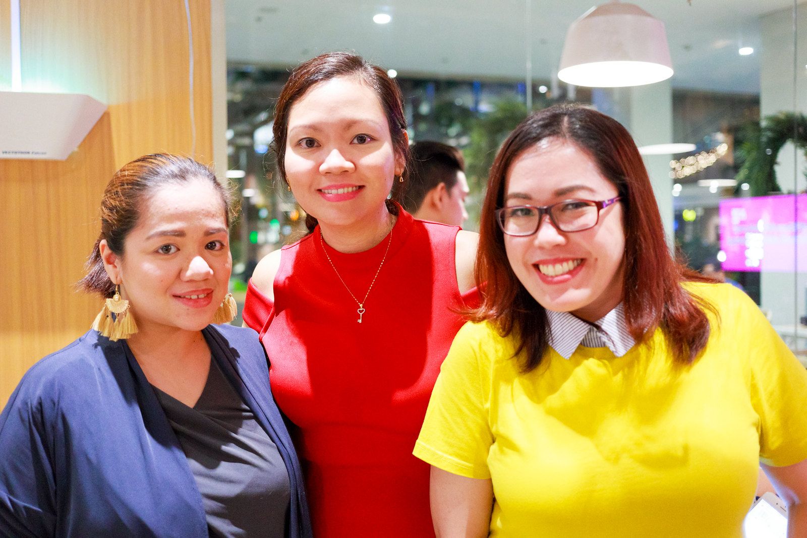 With blogger Shen Gee of Shen's Addiction and Rowena of Animetric's World