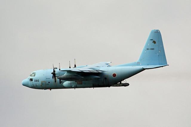 C-130H 第1輸送航空隊第401飛行隊 85-1080 IMG_6695_2