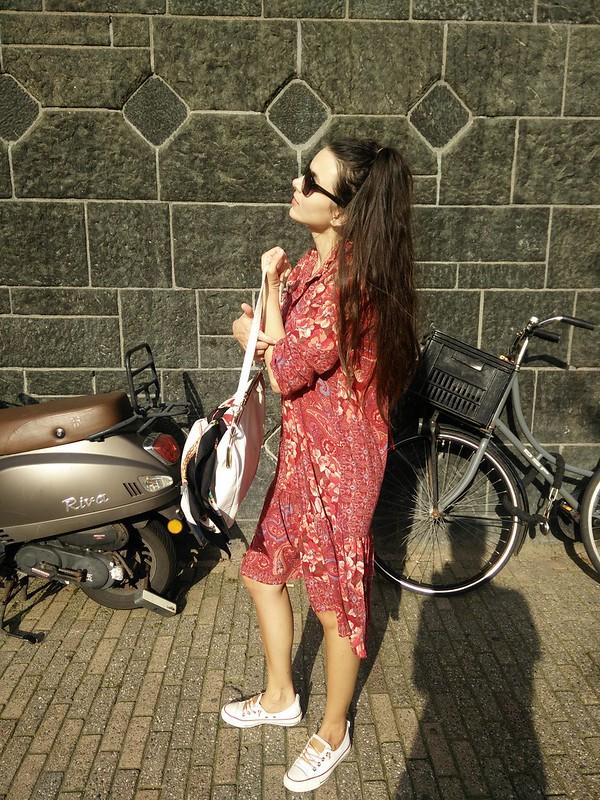 Heatwave in Amsterdam