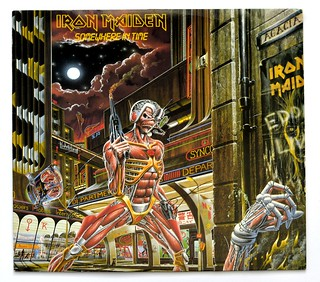 A0304 IRON MAIDEN SOMEWHERE IN TIME