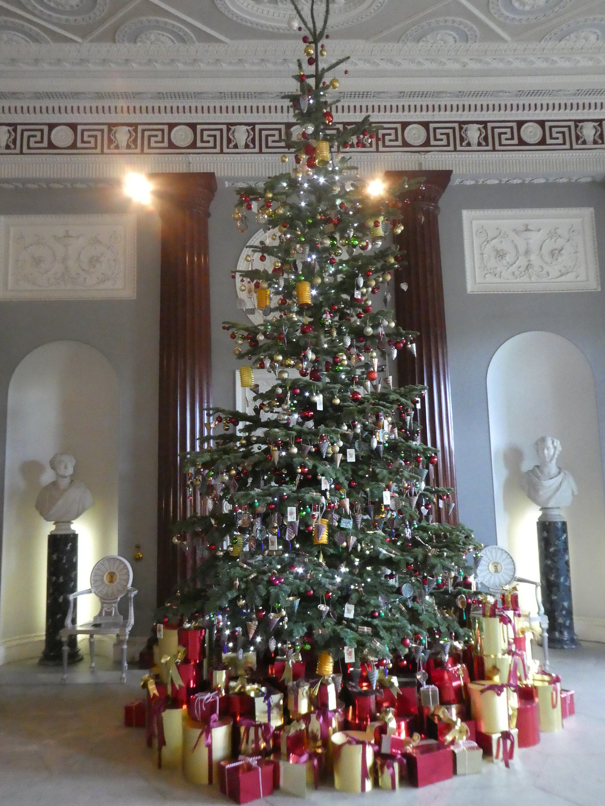 Harewood House Christmas