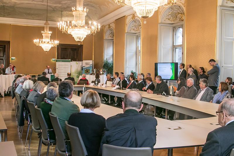 Umwelt-Oswald 2017 Preisverleihung (c) Reinhold Wenzel | Berg- und Naturwacht Media Team