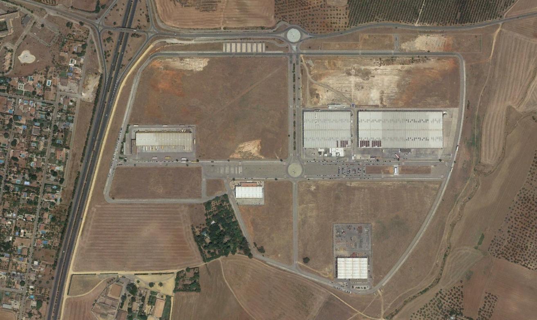 parque logístico de carmona, sevilla, parque de naumaquias, después, urbanismo, planeamiento, urbano, desastre, urbanístico, construcción, rotondas, carretera