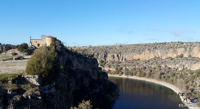 Ermita de San Frutos y Monasterio de la Hoz en las Hoces del Duratón 11