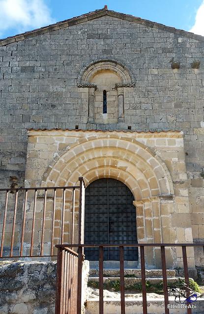 Ermita de San Frutos y Monasterio de la Hoz en las Hoces del Duratón 8