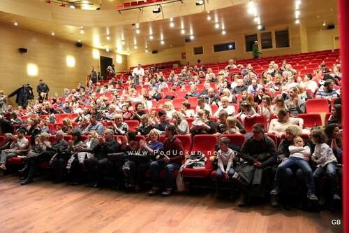 U organizaciji Zajednica Talijana održan Božićni festival – Mališani iz Opatije, Matulja i Lovrana nastupili u Gervaisu