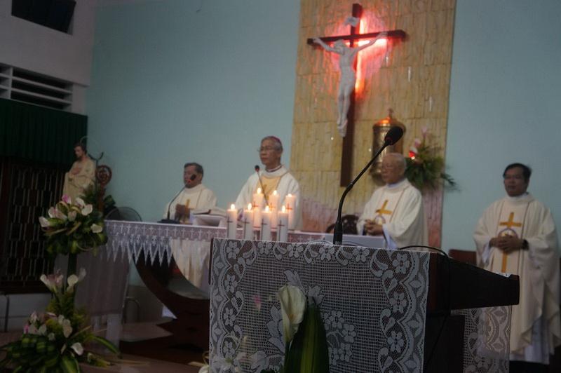 Cộng Đoàn Nhà Mẹ Trinh Vương Mừng Lễ Bổn Mạng