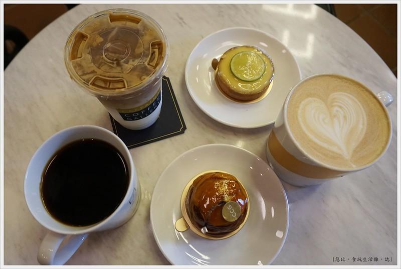 卡啡那CAFFAINA 大墩店-48-餐點們