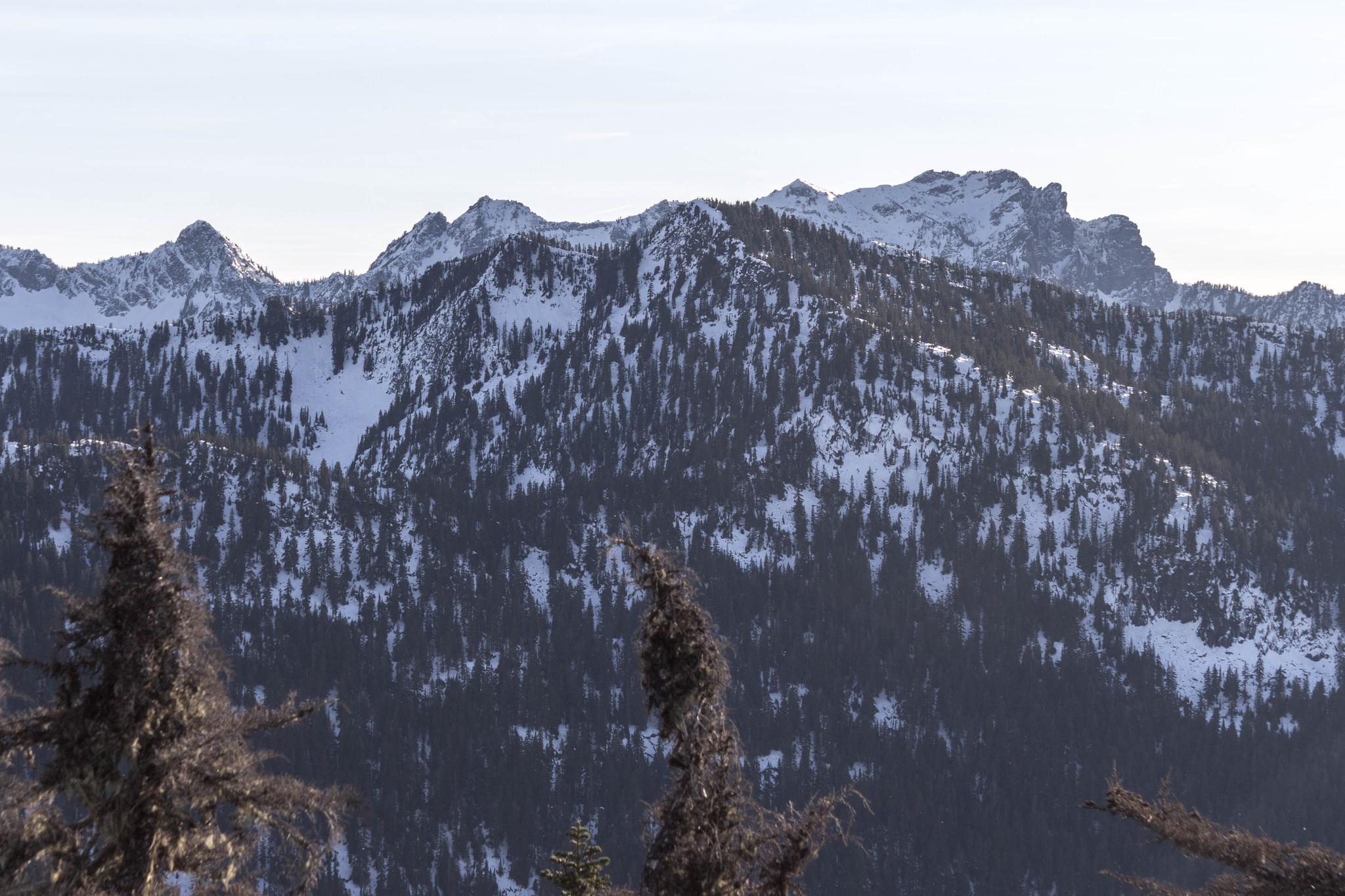 Big Snow Mountain
