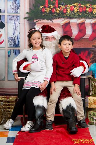 Santa at Teecs-72