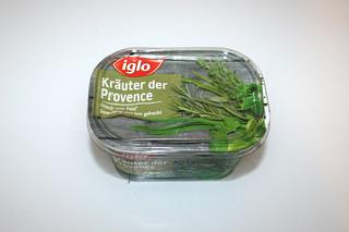 15 - Zutat Kräuter der Provence / Ingredient provencal herbs