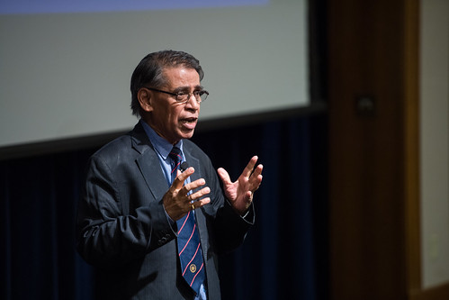 T. Ramasami: Science and tech policy in developing countries