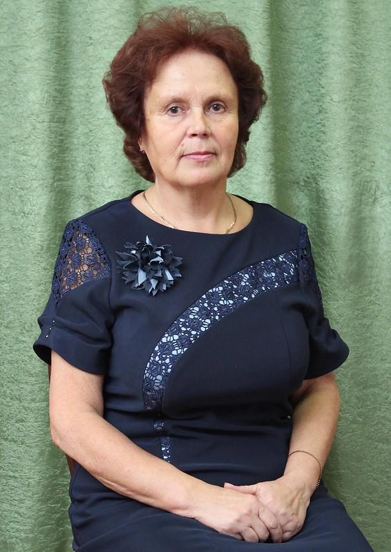 Лариса Владимировна Рязанова