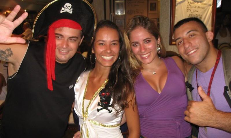 Ipanema Carnival street party