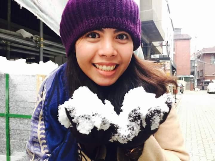 Hazel Snow Experience in Korea