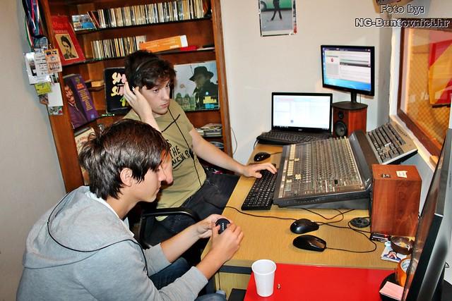 Školski radio radionica No.1