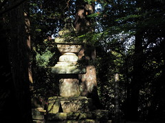 Photo:Large two-storey stone pagoda (多宝塔) at Choju-ji Temple (阿星山 長寿寺) By Greg Peterson in Japan