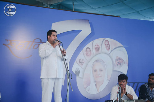 Bharat Kumar from USA, expresses his views