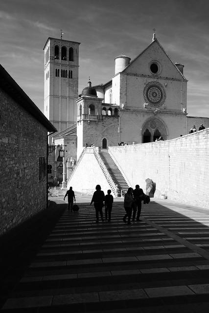 Duomo di San Rufino, Assisi