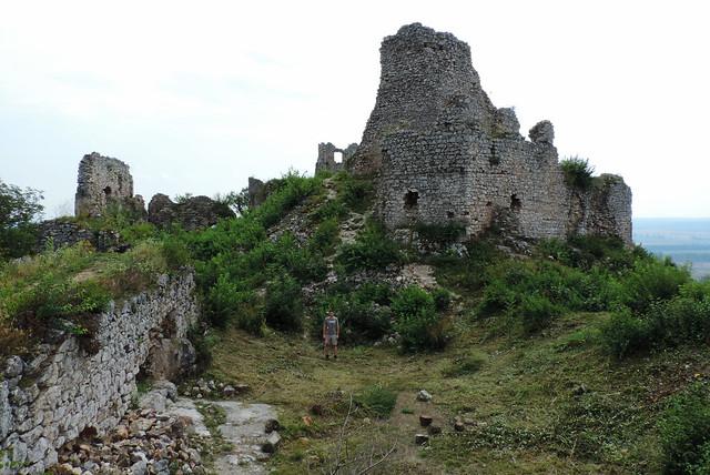 Turna ruins, Slovak Karst National Park, Slovakia