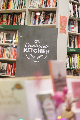 Countryside Kitchen recipe book launch 20 Nov 2017