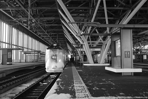 02-12-2017 Asahikawa Station (5)