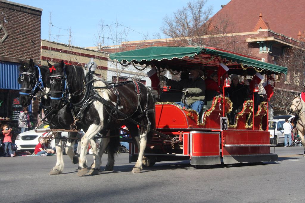 Lawrence Christmas Parade 4