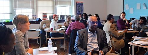 DCPS Workshop on SNCC