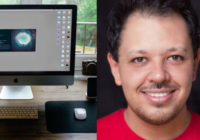 Thiết kế trang bìa dành cho Photoshop Amr El Shamy
