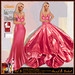 ALB SHANI dress & gown pink
