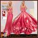 ALB SHANI dress & gown pink